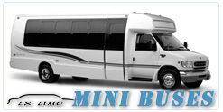 Mini Bus rental in Omaha, NE