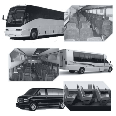 Omaha Coach Bus rental