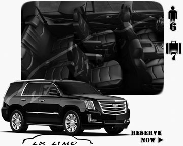 SUV Escalade for hire in Omaha, NE