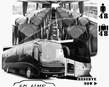 Omaha coach Bus for rental | Omaha coachbus for hire