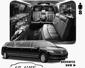 Stretch Limo for hire in Omaha