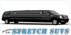 Wedding limousine in Omaha, NE