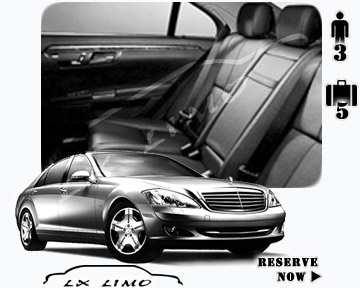 Mercedes S550 rental in Omaha, NE
