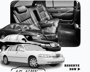 Omaha Sedan hire for wedding